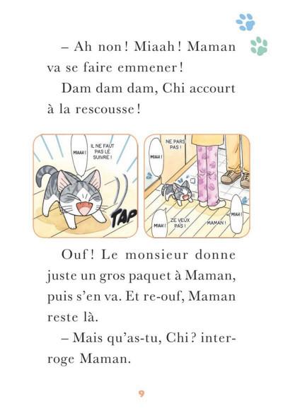 Page 6 Chi - Une vie de chat - poche tome 18