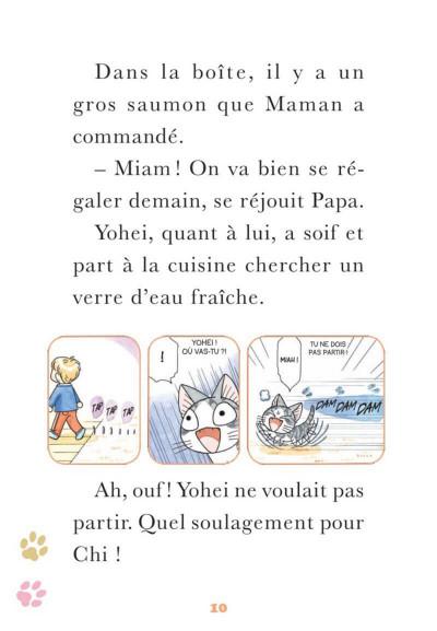 Page 7 Chi - Une vie de chat - poche tome 18