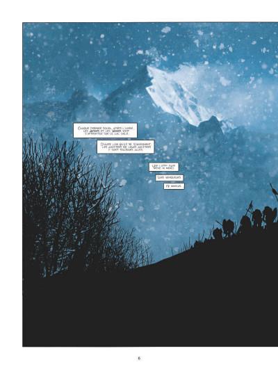 Page 3 Conan le Cimmérien - La fille du géant du gel