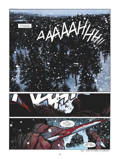Page 5 Conan le Cimmérien - La fille du géant du gel