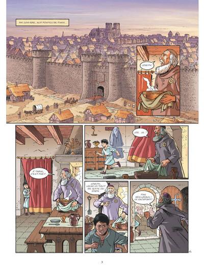 Page 4 Les aigles décapitées tome 28