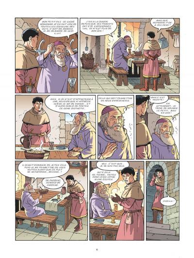 Page 7 Les aigles décapitées tome 28