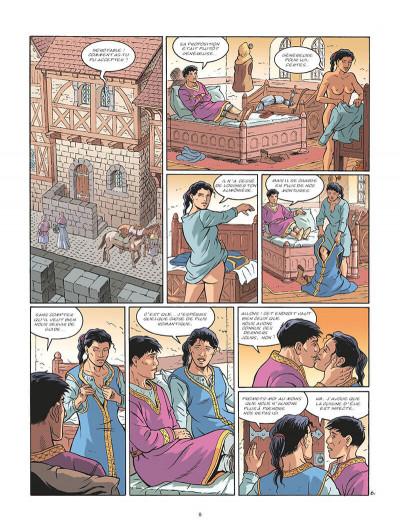 Page 9 Les aigles décapitées tome 28