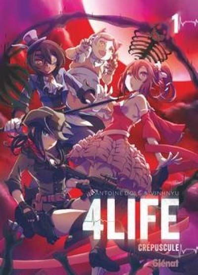 4 Life - Tome 1