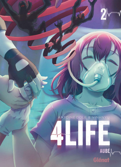 Couverture 4life tome 2
