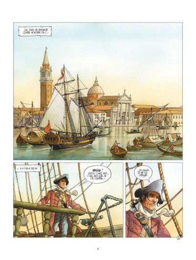 Page 2 Giacomo C. - retour à Venise tome 1