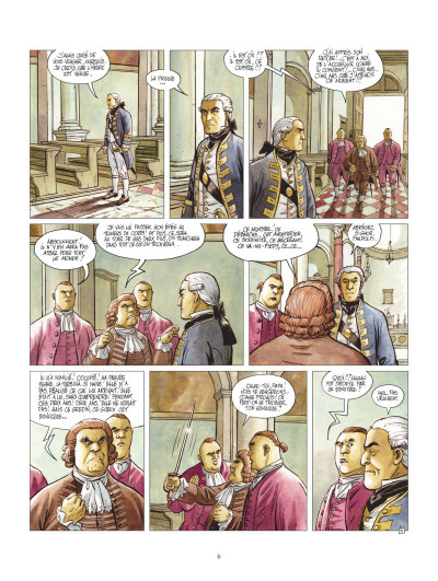Page 4 Giacomo C. - retour à Venise tome 1
