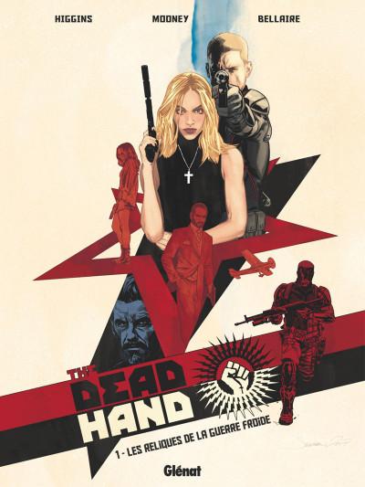 Couverture Dead hand tome 1