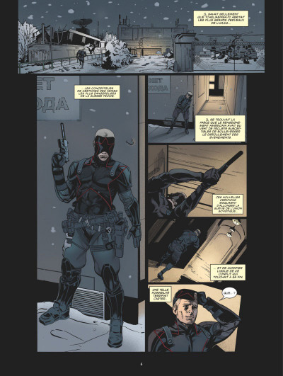 Page 2 Dead hand tome 1