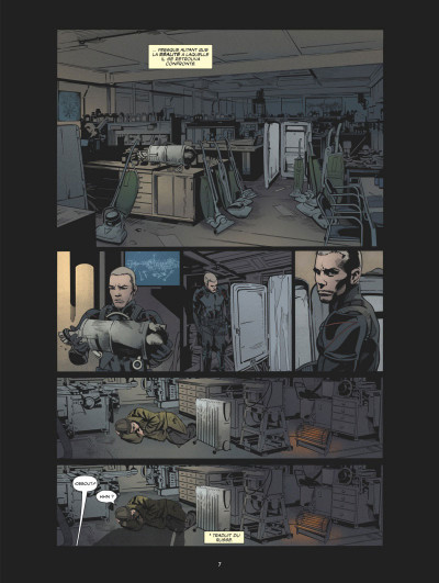 Page 3 Dead hand tome 1