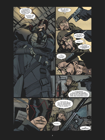 Page 4 Dead hand tome 1