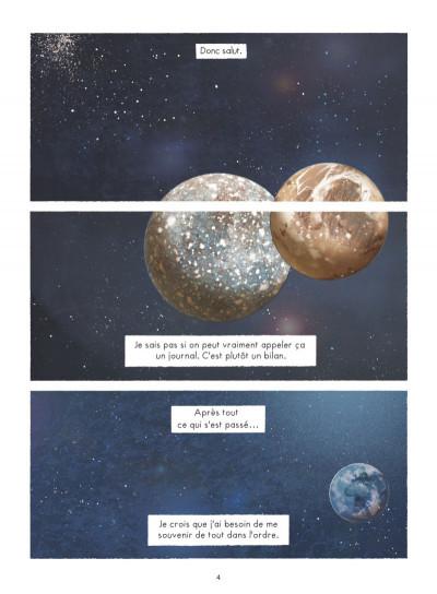 Page 2 La carte du ciel