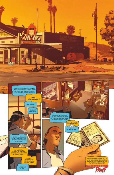 Page 2 Il faut flinguer Ramirez tome 2