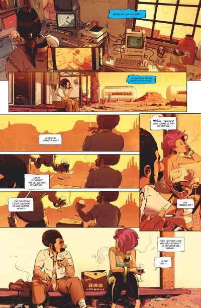 Page 3 Il faut flinguer Ramirez tome 2