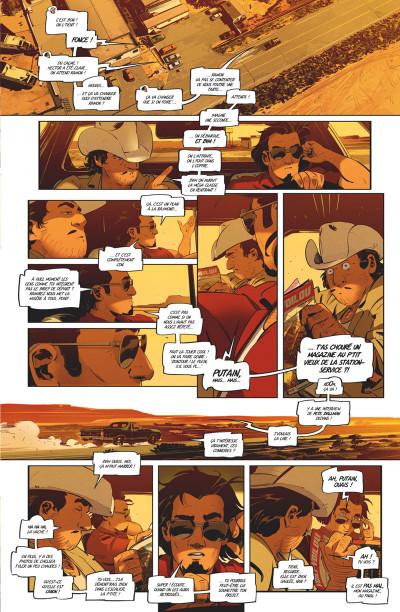Page 8 Il faut flinguer Ramirez tome 2