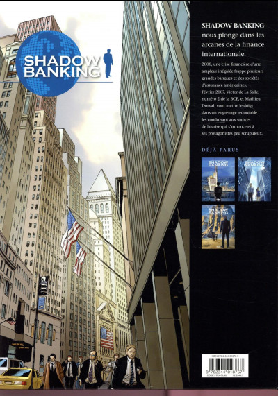 Dos Shadow banking tome 4