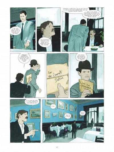 Page 0 Mauvaise réputation tome 1 + ex-libris offert