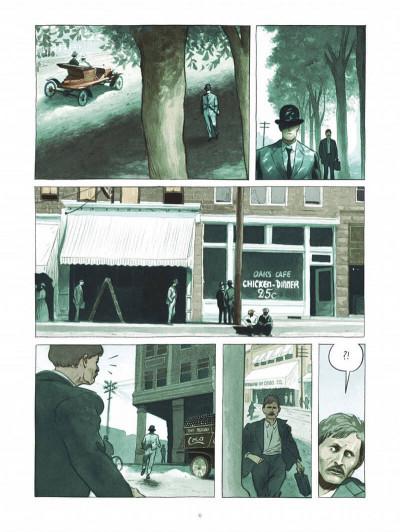 Page 6 Mauvaise réputation tome 1 + ex-libris offert