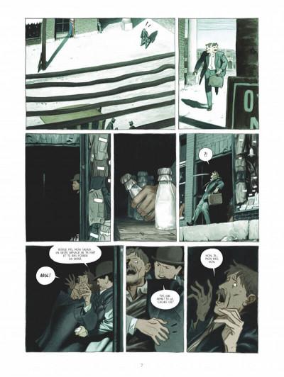 Page 7 Mauvaise réputation tome 1 + ex-libris offert
