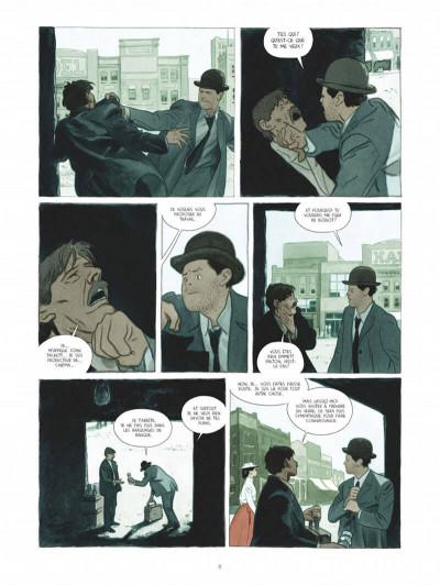 Page 8 Mauvaise réputation tome 1 + ex-libris offert