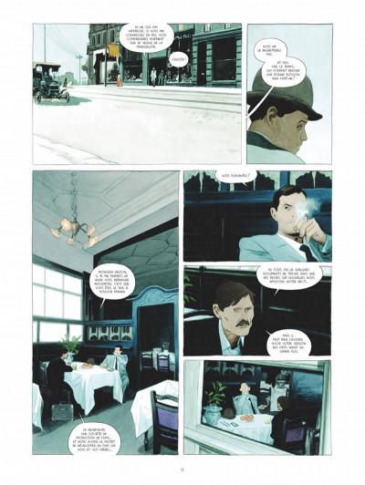 Page 9 Mauvaise réputation tome 1 + ex-libris offert