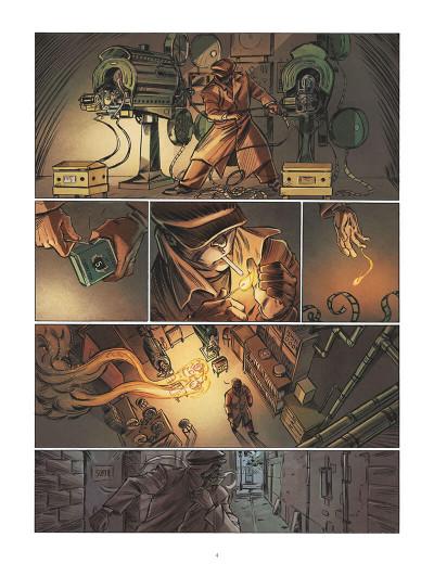 Page 7 Retour de flammes tome 1