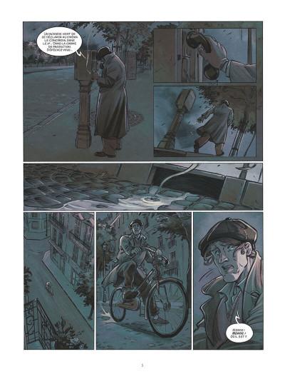 Page 8 Retour de flammes tome 1