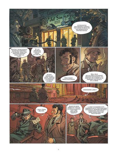 Page 9 Retour de flammes tome 1
