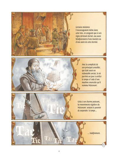 Page 2 Metronom' - tome 1 à tome 5 - coffret
