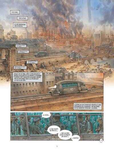 Page 3 Metronom' - tome 1 à tome 5 - coffret