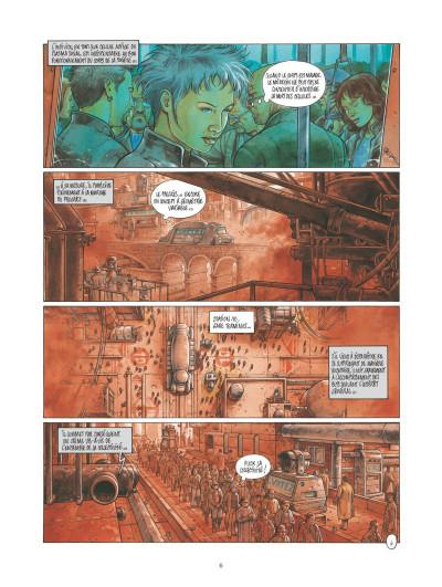 Page 4 Metronom' - tome 1 à tome 5 - coffret
