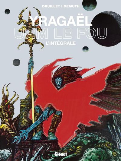 Couverture Yragaël - Urm le fou - intégrale