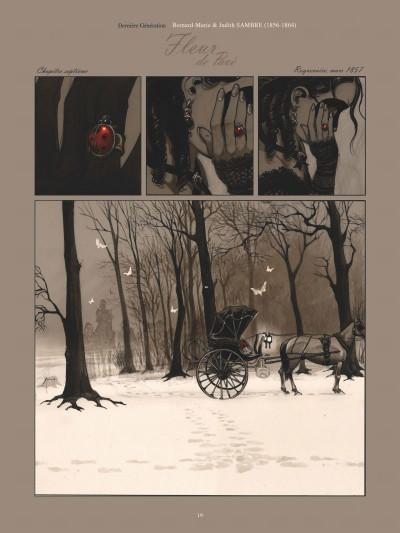 Page 1 Sambre - édition spéciale tome 7