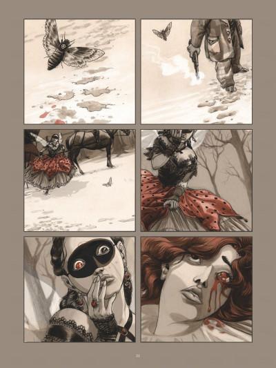 Page 3 Sambre - édition spéciale tome 7
