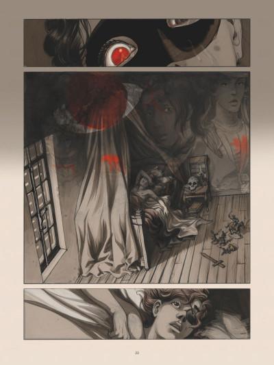 Page 4 Sambre - édition spéciale tome 7