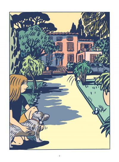 Page 3 L'été fantôme