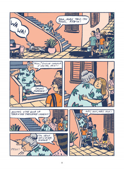 Page 4 L'été fantôme