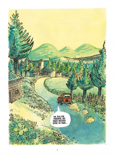 Page 1 Sortie de route