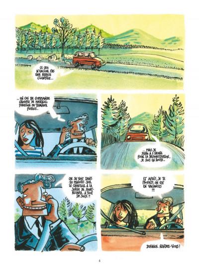 Page 2 Sortie de route