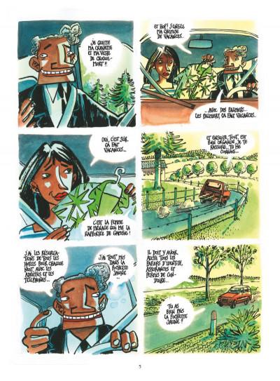 Page 3 Sortie de route
