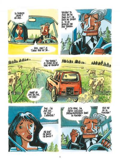Page 4 Sortie de route
