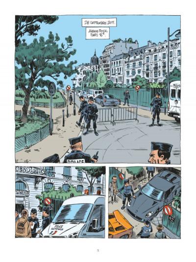 Page 1 L'argent fou de la Françafrique - L'affaire des biens mal-acquis