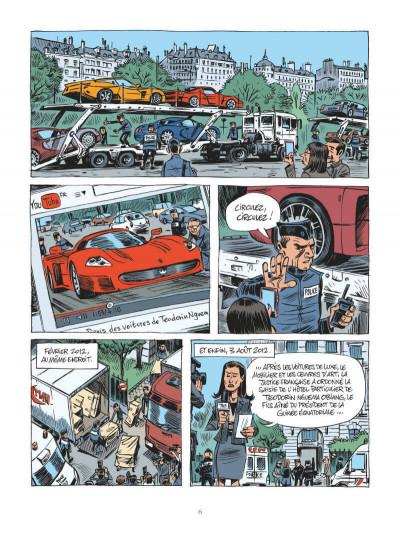 Page 2 L'argent fou de la Françafrique - L'affaire des biens mal-acquis