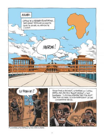 Page 3 L'argent fou de la Françafrique - L'affaire des biens mal-acquis