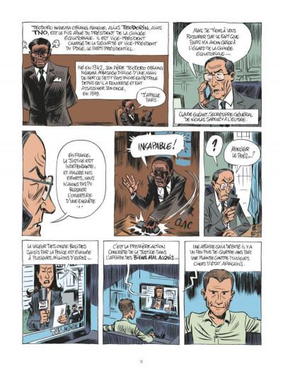Page 4 L'argent fou de la Françafrique - L'affaire des biens mal-acquis