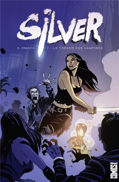 Couverture Silver tome 1