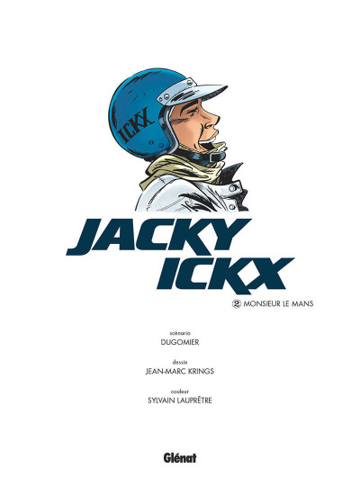 Page 4 Jacky Ickx tome 2