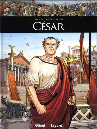 Couverture César
