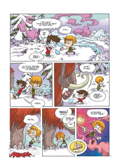 Page 2 Les chronokids tome 6