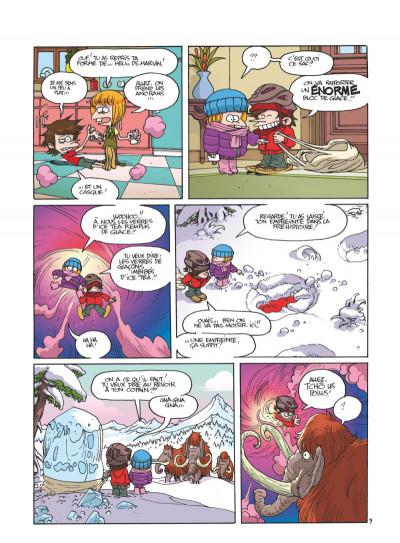 Page 3 Les chronokids tome 6